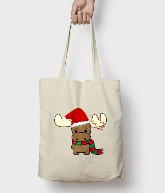 Torba bawełniana Reindeer