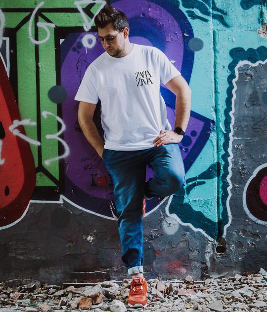 Koszulka męska Zara Zima