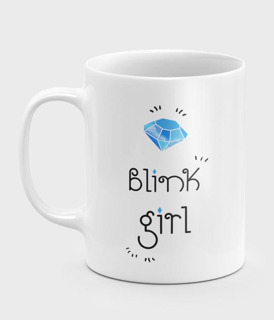 Kubek Blink Girl