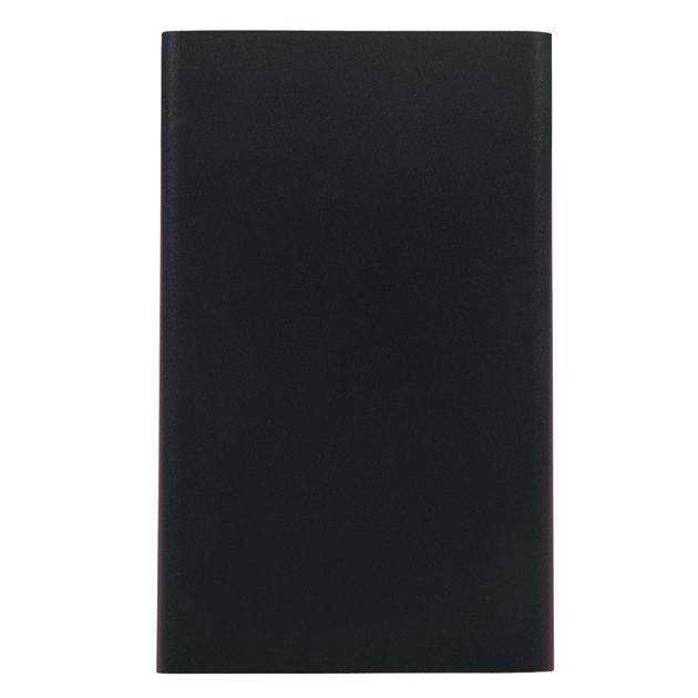 Powerbank 4000 mAh czarny (bez nadruku)