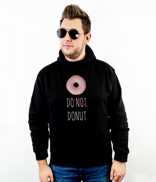 Bluza z kapturem Serafin Donut