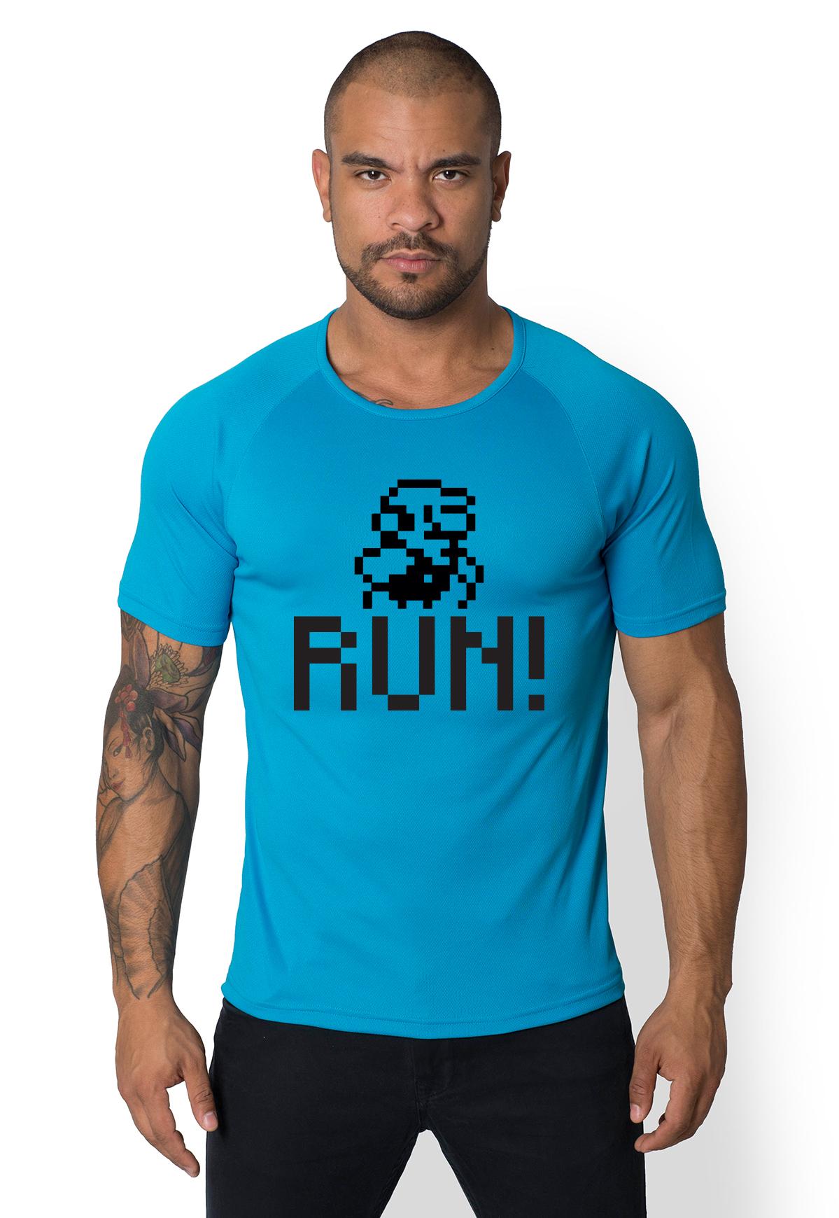 Koszulka sportowa Run