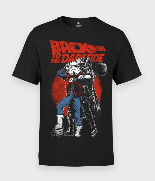 Koszulka męska Powrót do ciemnej strony