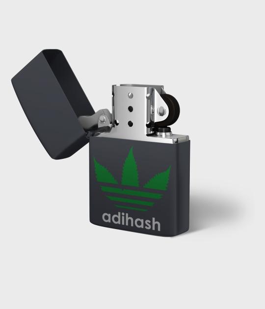 Zapalniczka benzynowa Adihash
