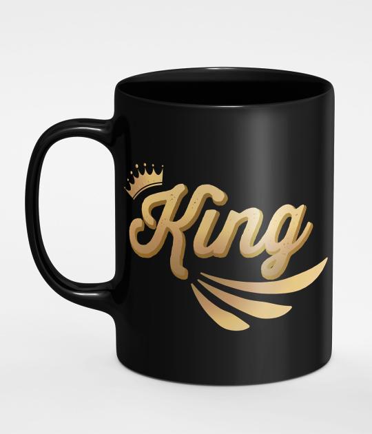 Kubek Złoty King