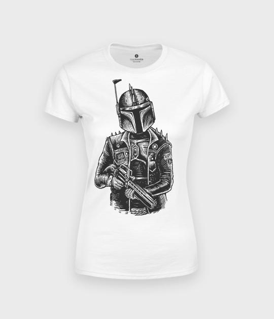 Koszulka damska Boba Punk