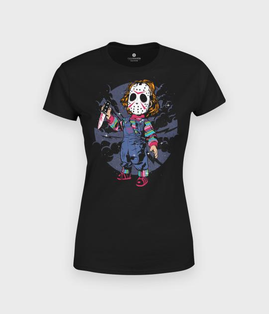 Koszulka damska Chucky