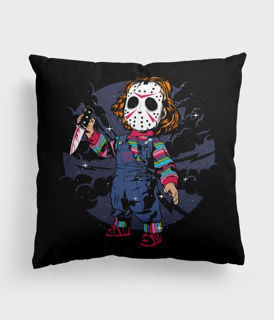 Poduszka full print Chucky