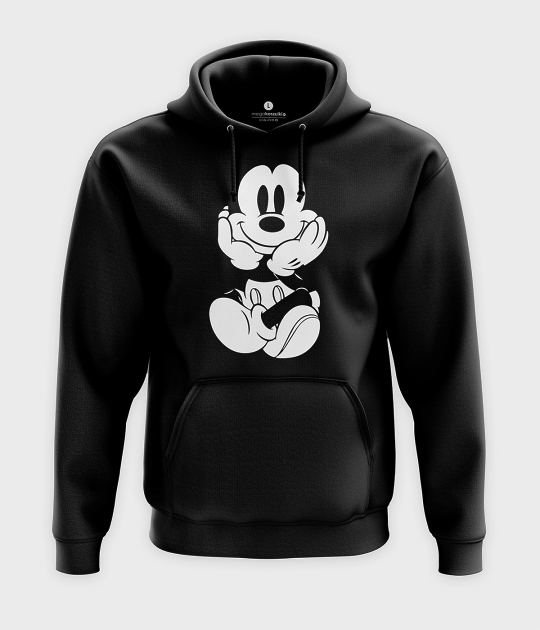 Bluza z kapturem Myszka Mickey