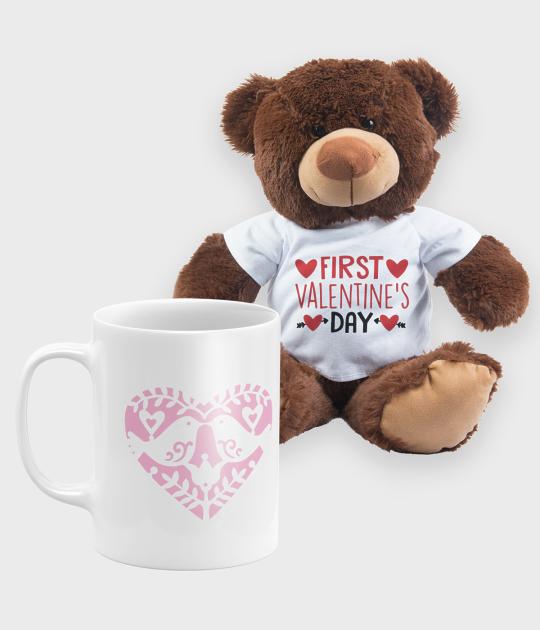 Pakiet First valentine s Day