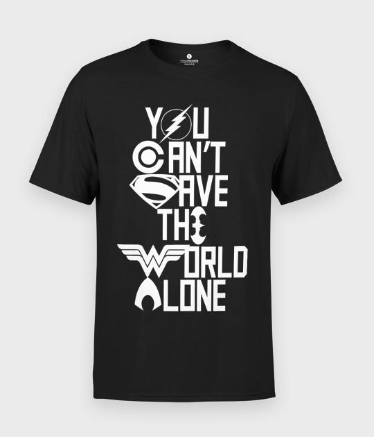 Koszulka męska Alone