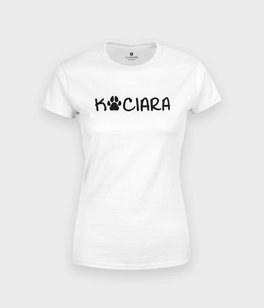 Koszulka damska Kociara