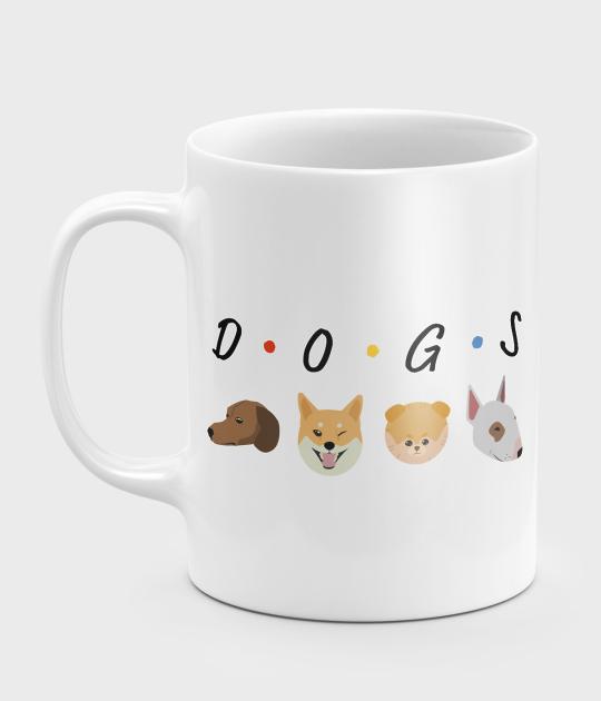 Kubek DOGS