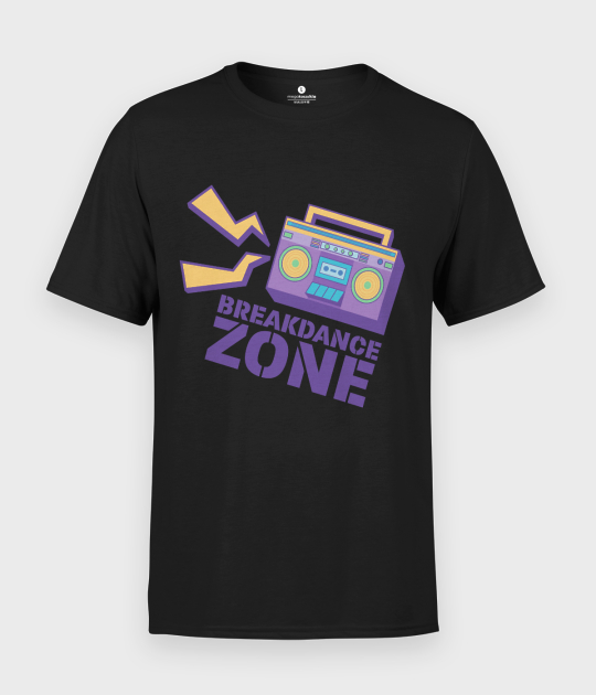 Koszulka męska Breakdance zone