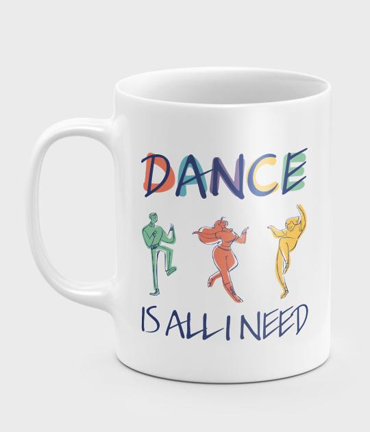 Kubek Dance is all I need