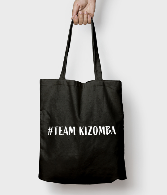 Torba bawełniana Team kizomba