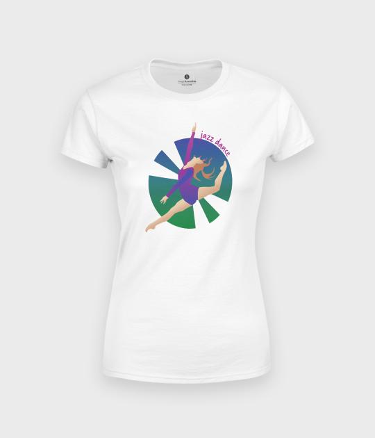 Koszulka damska Jazz dance