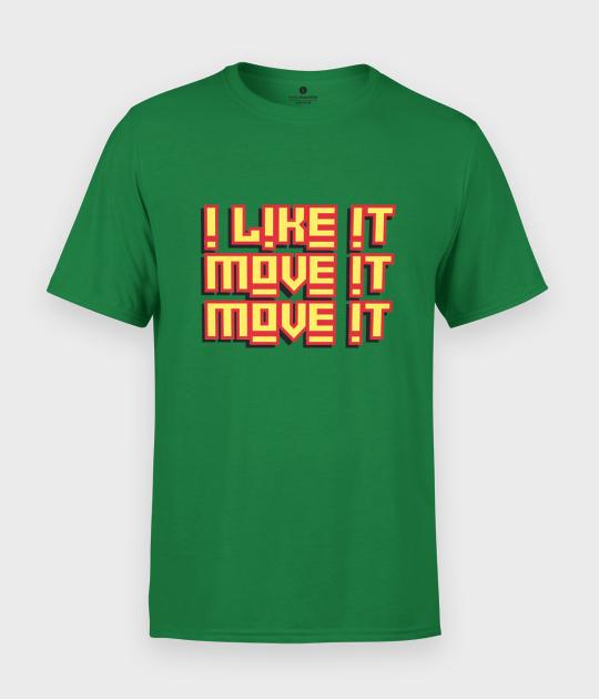 Koszulka męska move it move it