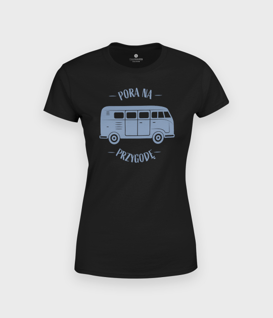 Koszulka damska Pora na przygodę