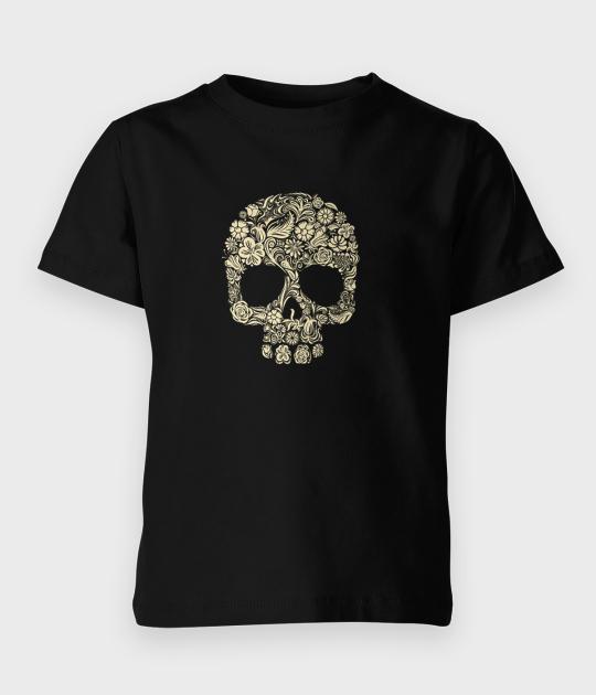 Koszulka dziecięca Flower Skull