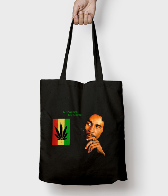 Torba bawełniana Reggae King 4
