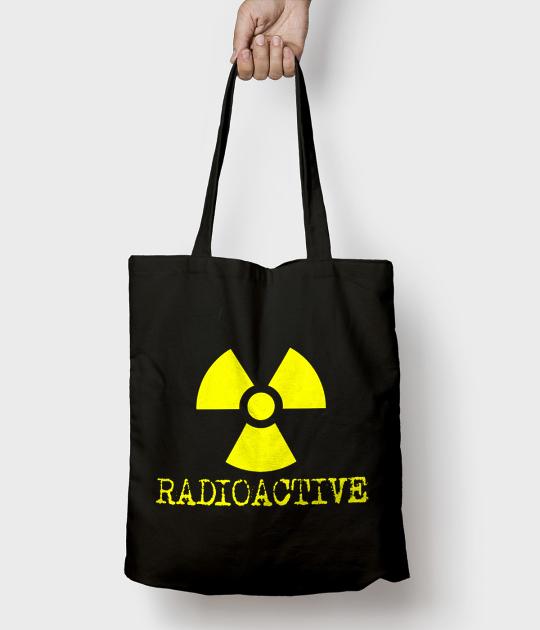 Torba bawełniana Radioactive