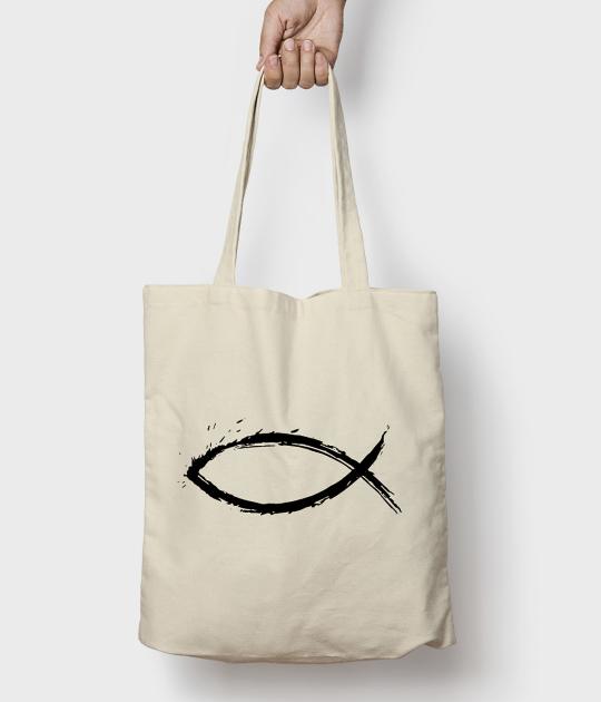 Torba bawełniana Fish 2