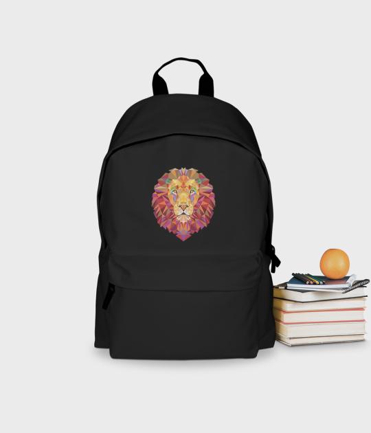 Plecak szkolny Lion Triangle