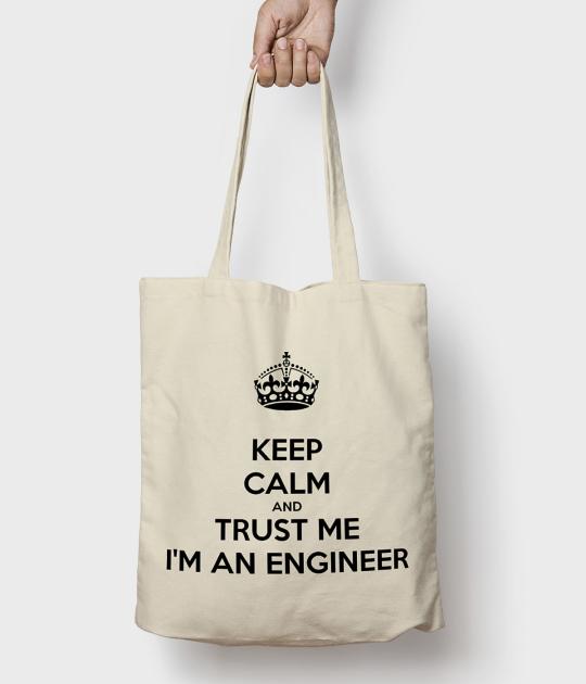 Torba bawełniana Inżynier