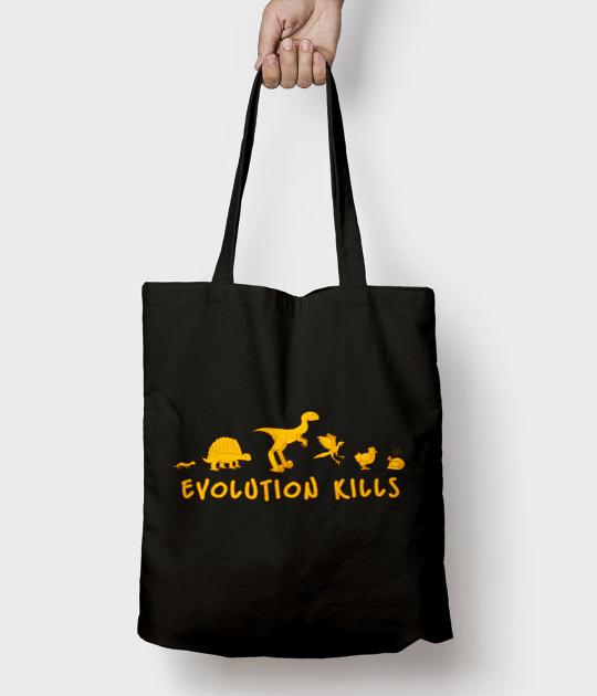 Torba bawełniana Evolution Kills