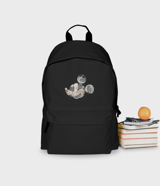 Plecak szkolny Steampunk