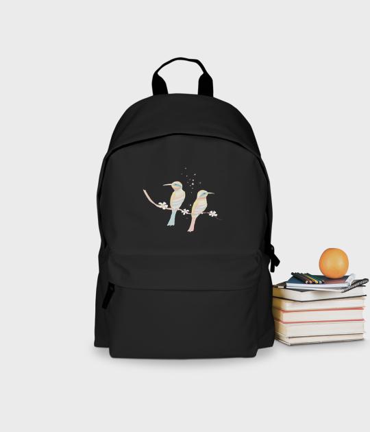 Plecak szkolny Birds
