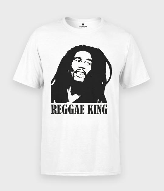 Koszulka męska Reggae King