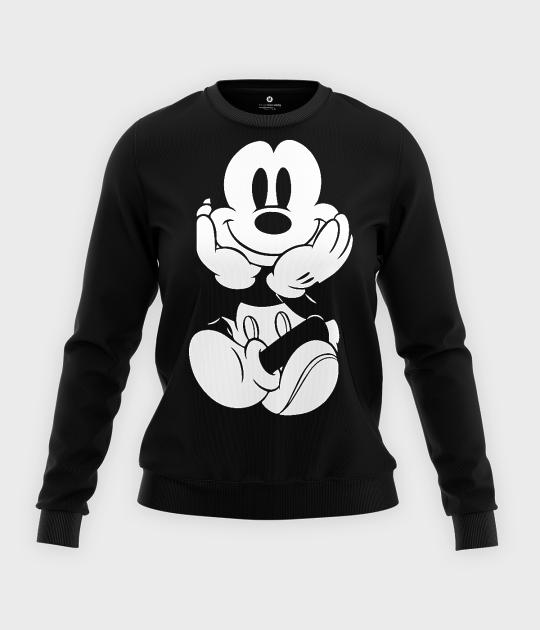 Bluza klasyczna damska Myszka Mickey
