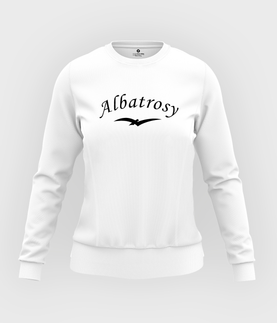 Bluza damska taliowana Albatrosy