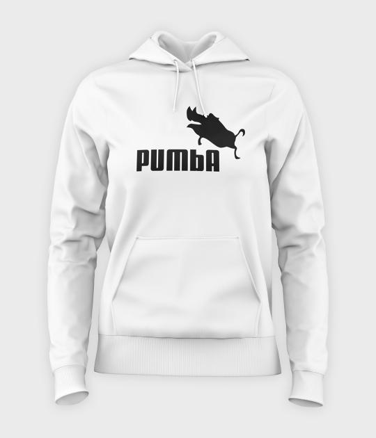 Bluza damska z kapturem Pumba