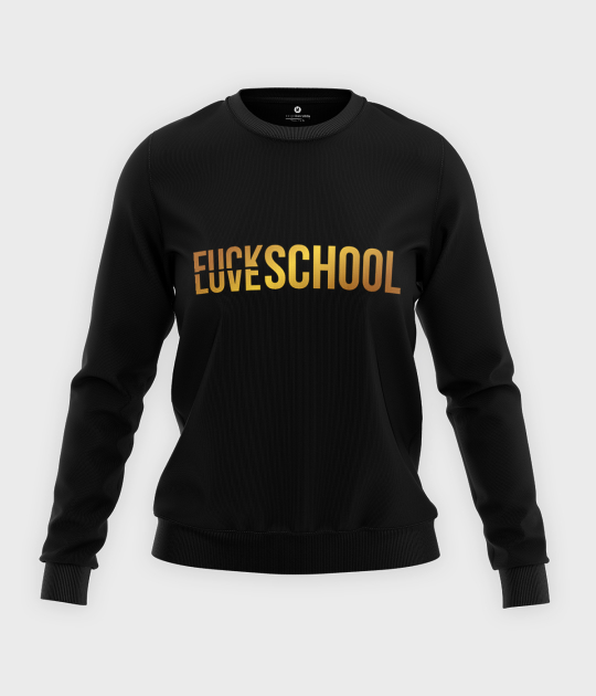 Bluza klasyczna damska F Love School
