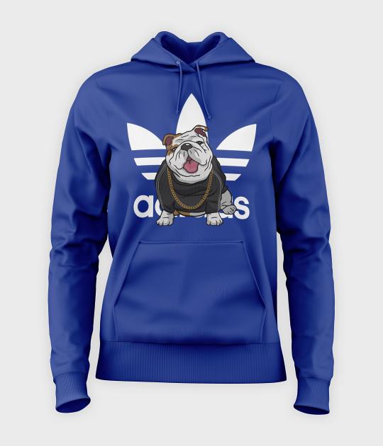 Bluza damska z kapturem Adidog