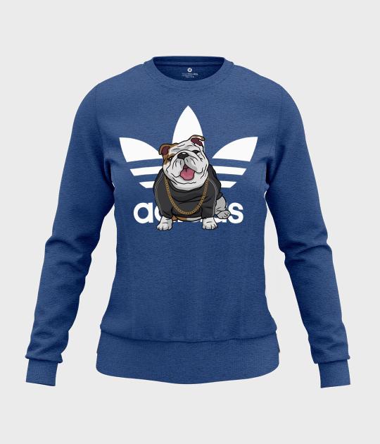 Bluza damska taliowana Adidog