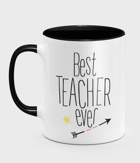 Kubek kolorowy Najlepszy nauczyciel