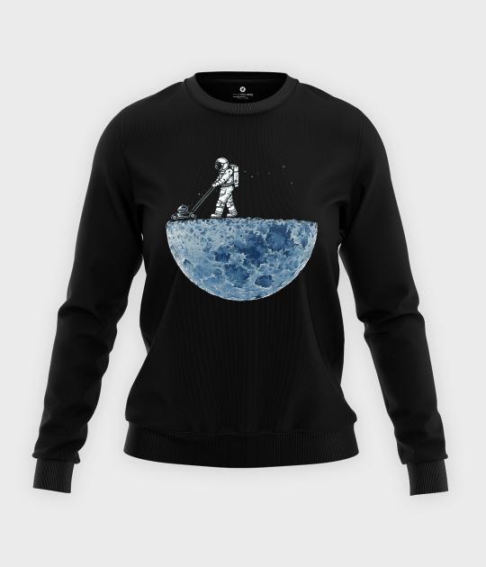 Bluza klasyczna damska Astronaut