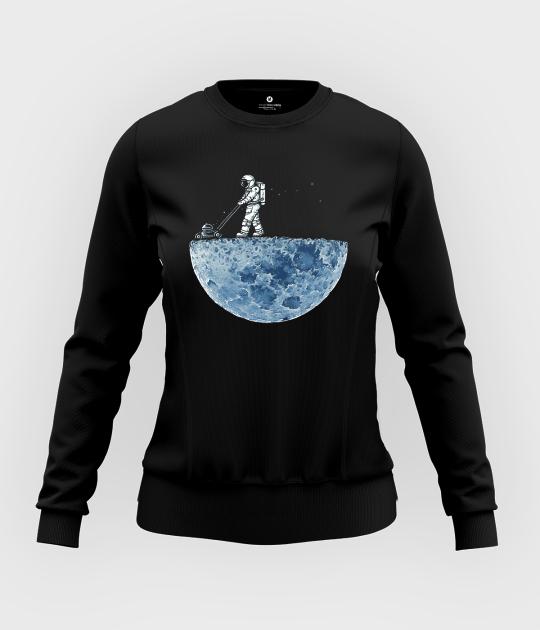 Bluza damska taliowana Astronaut