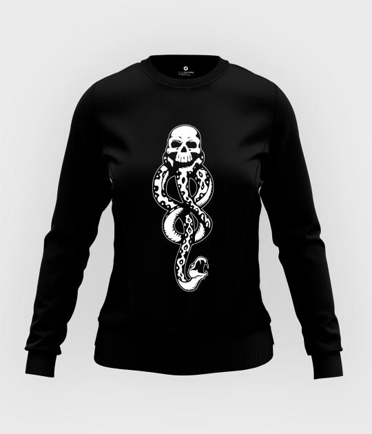 Bluza damska taliowana Deatheater