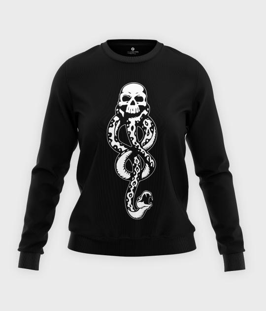 Bluza klasyczna damska Deatheater