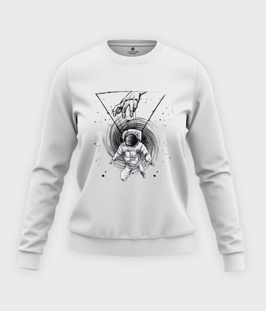 Bluza klasyczna damska Astro Secrets