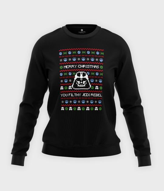 Bluza klasyczna damska Merry Vader