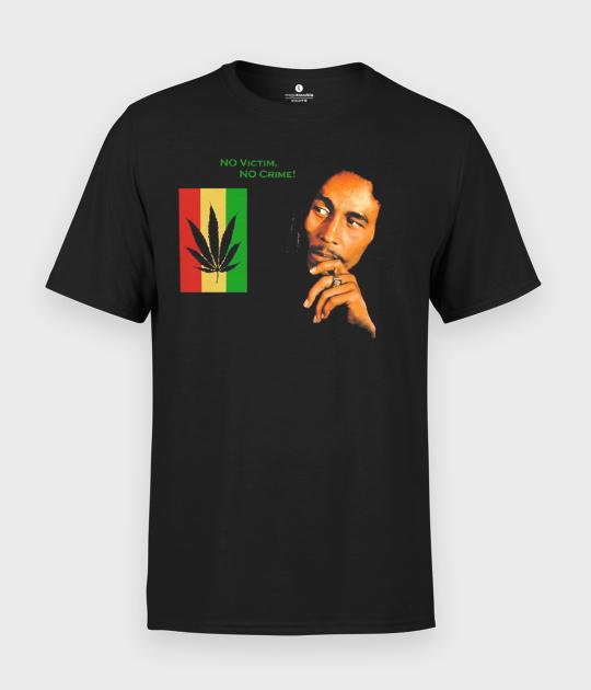 Koszulka męska Reggae King 4