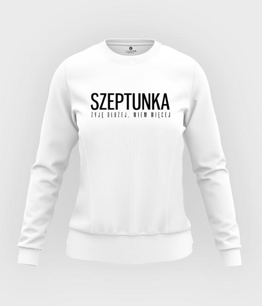 Bluza damska taliowana Szeptunka