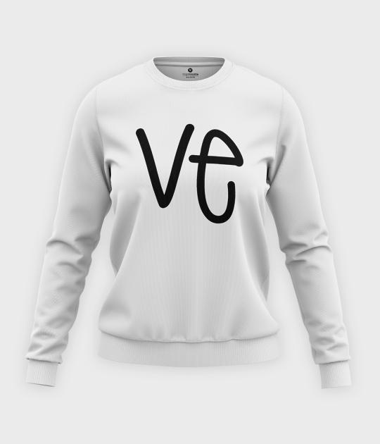 Bluza klasyczna damska VE