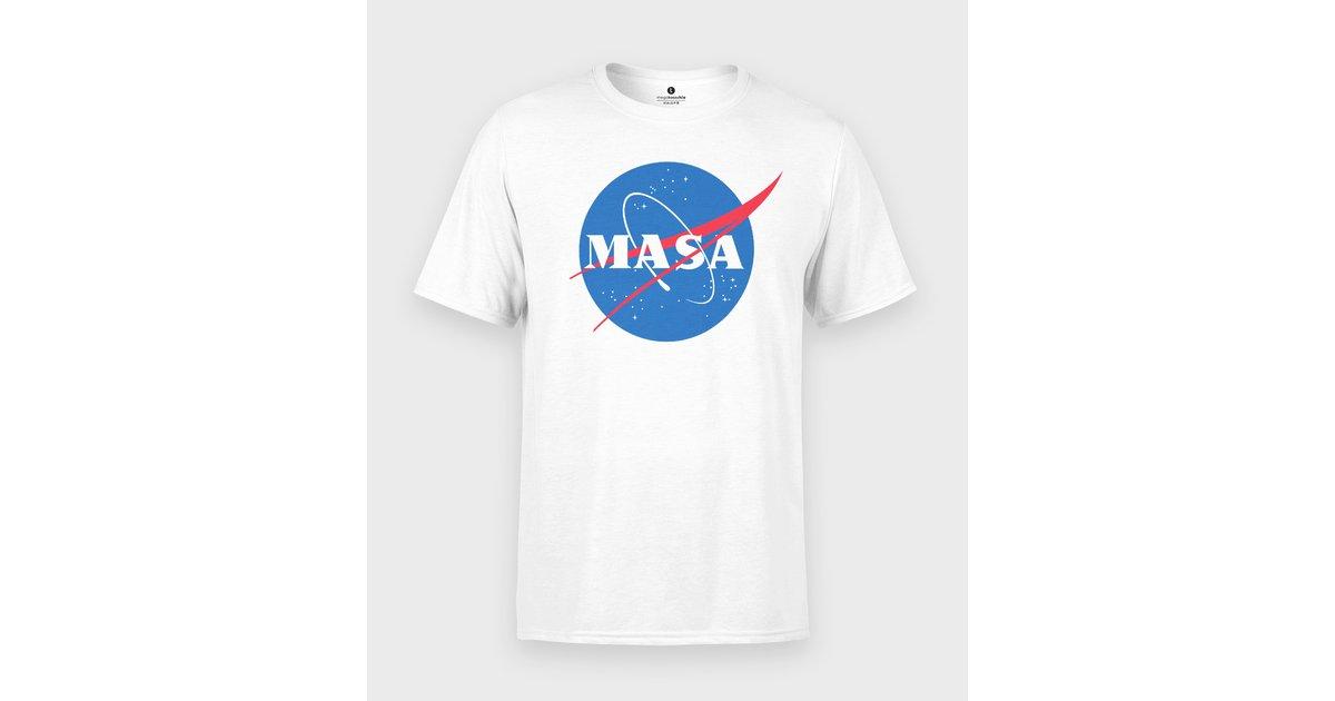 da56793413f4b1 ... Koszulka MASA - Na siłownię / treningowe ...